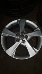 Roda aro 16 Toyota Corolla ( Original e a unidade)