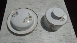 Peças de porcelana Renner