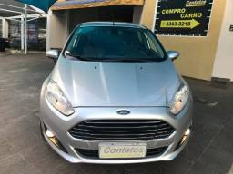Ford Fiesta Titanium Aut. carro todo completo e novo c/ bancos em couro 2014 - 2014 comprar usado  Brasília