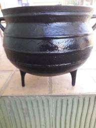 Panela caldeirão de Ferro 10 litros
