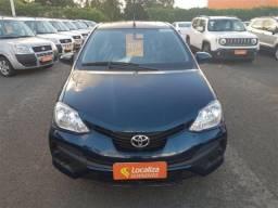 TOYOTA ETIOS 2017/2018 1.5 X SEDAN 16V FLEX 4P AUTOMÁTICO
