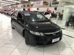 Civic LXS automático 2009 - 2009