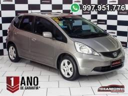 HONDA FIT 2010/2011 1.4 LXL 16V FLEX 4P AUTOMÁTICO - 2011