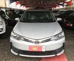 Corolla 1.8 GLI Upper 2019 Completo - (22) 2773-3391 - 2019