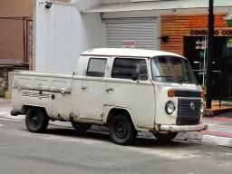 Kombi Cabine Dupla 1982 motor 1600 - 1982