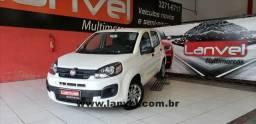 Fiat Uno Attravctive 1.0 Flex 2019/2020 Com Apenas 7.000 km - 2019