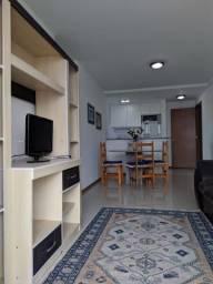 Apartamento mobiliado com 2 quartos suíte