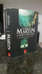 As crônicas de gelo e fogo, A fúria dos reis livro 2