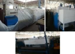 Túnel de secagem de couro Master 5 Módulos TCM 1800 - #3871