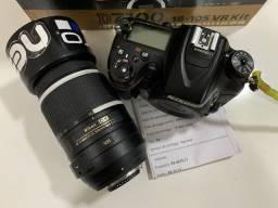 Câmera Nikon D7100 com lente sigma 17-50 Af 2.8 comprar usado  Rio de Janeiro