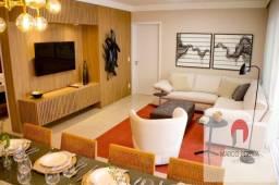 Apartamento à venda com 3 dormitórios em Vila aviacao, Bauru cod:3991