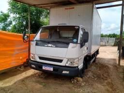 Caminhao diesel turbo interculer.bau de 4\5.2011 troco