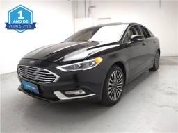 Ford Fusion 2.0 titanium awd 16v gasolina 4p automático - 2017
