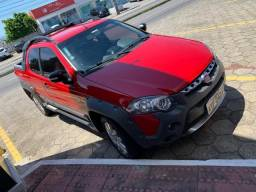 Fiat Strada Adventure Locker 1.8 Flex CD - 2014