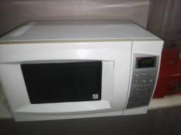 Microondas teco por forno elétrico