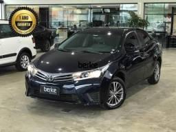 Toyota Corolla GLi 1.8 Flex 16V  Aut. - 2017