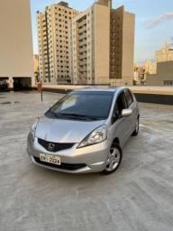 Honda FIT lxl automático completo 2012 IPVA 2020 pago - 2012