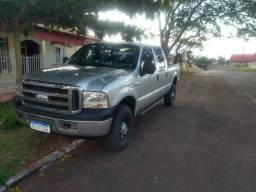 Ford f250 XLT cabine dupla - 2004