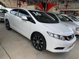 Honda Civic  Sedan LXR 2.0 Flexone 16V Aut. 4p FLEX AUTOMÁT - 2016