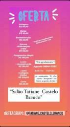 Salão Tatiane Castelo Branco
