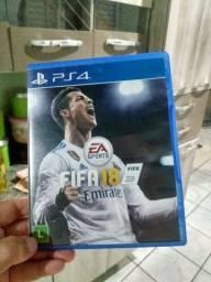 Jogo - FIFA2018 (Troca)