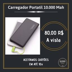 Carregador Portatil 10.000 Mah