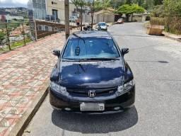 Honda Civic Si 2007 Preto