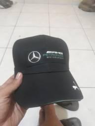 Boné original puma Mercedes benz