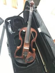 Violino elétrico 4/4 EAGLES