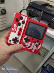 Video Game Portatil 400 Jogos Internos Mini Game Sup Game Box Plus