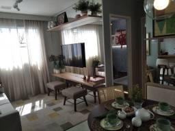 Apartamento de 2 Qts no bairro Eldorado próximo ao Parque Anicuns