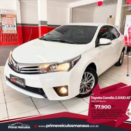 Toyota corolla 2.0 xei at 2017