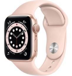 Apple Watch Séries 6 / 40mm / Rose / 1 ano de garantia Apple