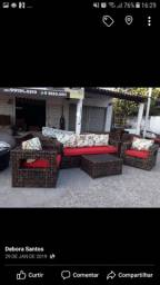 Sofá para varanda
