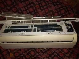 Split carrier