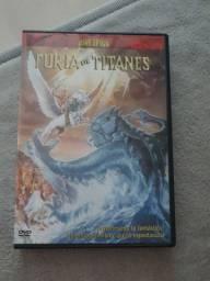 Filme DVD furia de titãs