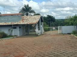 Chácara Escriturada Condomínio Fechado Mira Flores (Hidrolândia Goiás)