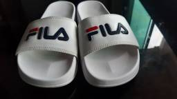 Sandália slide fila