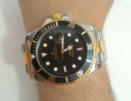 Relógio Rolex Prata