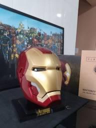 Capacete importado iron man Mark XLII