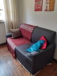 Sofá cama dois lugares