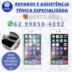 Promoção de troca de Tela e bateria para Iphone