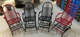 Cadeiras de balanço juvenil