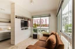 Apartamento à venda com 1 dormitórios em Três figueiras, Porto alegre cod:8501