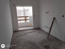 Apartamento com 1 dormitório à venda, 52 m² por R$ 210.000,00 - Aviação - Praia Grande/SP