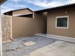 Entrada a partir de R$ 1 mil, 2 quartos, 2 banheiros, sala, cozinha, quintal, garagem