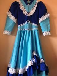 Vestido de prenda juvenil