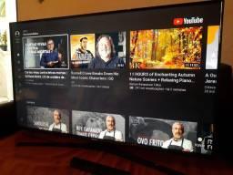 "Smart Samsung 40"" *excelente estado* Wi-Fi, Netflix, YouTube, Amazon, Globo play"