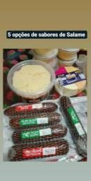Salames e queijos artesanais comprar usado  São Gonçalo