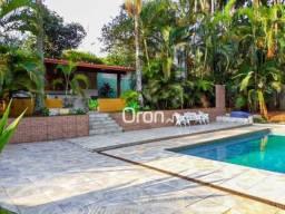 Chácara com 5 dormitórios à venda, 5900 m² por R$ 750.000,00 - Vila Maria - Aparecida de G